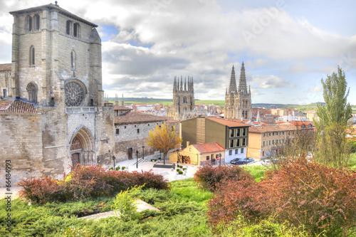Burgos. cityscape
