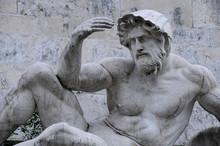 Adriatic Sea Statue