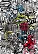 City Style Pattern