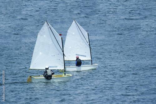 La pose en embrasure Zanzibar ヨット1