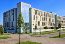 The Jagiellonian University, Krakow, Poland  Modern Campus Build