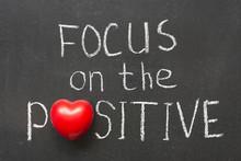 Focus On Positive