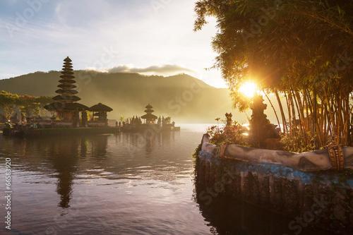 Aluminium Prints Bali Ulun Danu