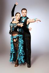 Obraz na Szkleshow dance