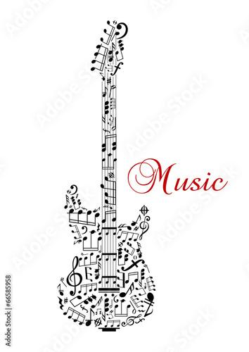 sylwetka-gitary-z-nut