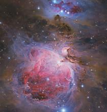 Famous Orion Nebula