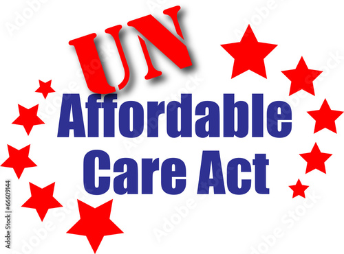 Fotografering  Unaffordable Care Act