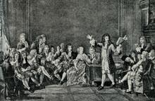 Moliere Presents His Tartuffe ...