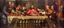 Mechelen - The Last Supper  In...