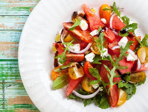 Fotografía  Watermelon Salad