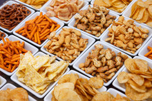 Many Types Of Savoury Snack In...