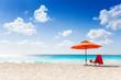 Dream beach vacation