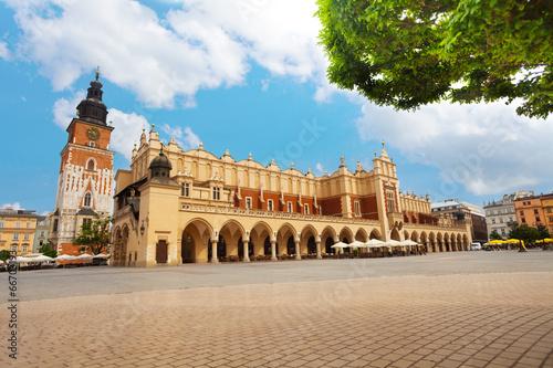 Fototapeta Town Hall Tower, Wieza ratuszowa w Krakowie obraz