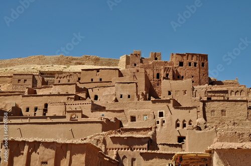 Papiers peints Maroc Ouarzazate city in Morocco, Africa