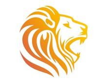 Lion Logo,lion Head Symbol,sil...