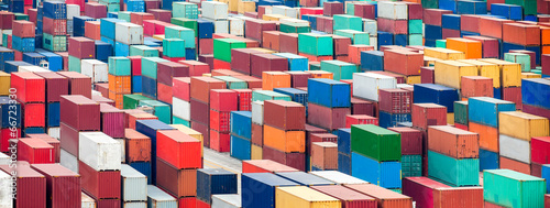 Photo  Container Terminal