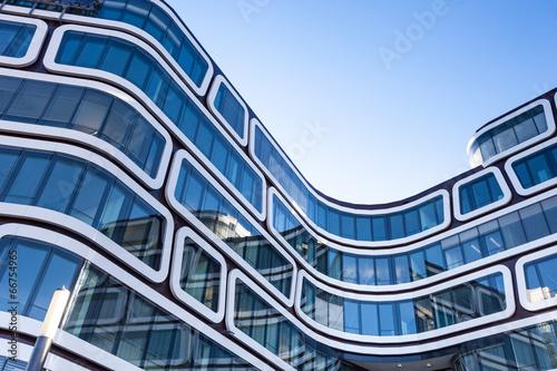 Fotografija modernes Bürogebäude in Deutschland  - Büro