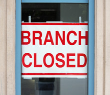 Branch Closed