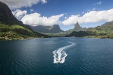 French Polynesian Lagoon