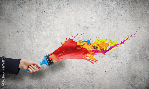Fotografiet Creativity concept