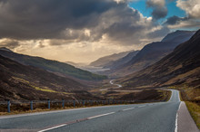 Driving To Torridon