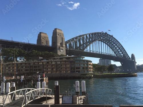 Staande foto Sydney sydney harbor