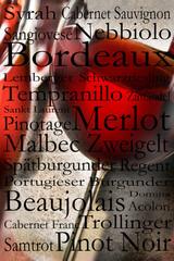 Panel Szklany Rotwein