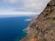 Blick über die Westküste Gran Canarias