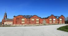 Historic Pullman Factory Panor...
