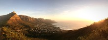 Cape Town View From Lions Head...