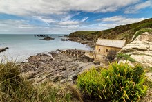 Lizard Point And Polpeor Cove