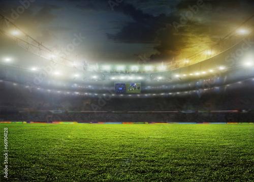 stadium Canvas