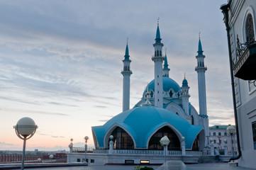 Fototapeta na wymiar Mosque