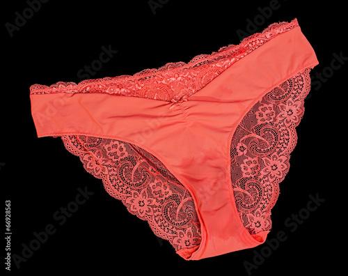Cuadros en Lienzo Sexual arousal concept wet female lingerie