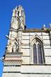 Santa Maria Cathedral in Siena, Tuscany, Italy