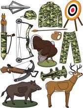 Archery Items