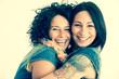 canvas print picture - sorelle