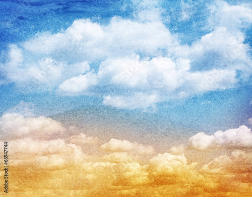 blekitna-akwareli-chmura-niebo-i-wiosna-lato-tlo
