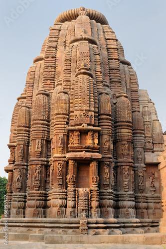 Fotografie, Obraz  India, Muktesvara Temple in Bhubaneswar