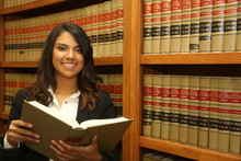 Female Hispanic Lawyer