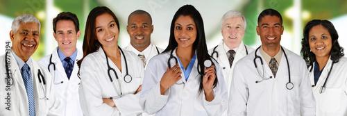 Fotografía  Doctors In a Hospital