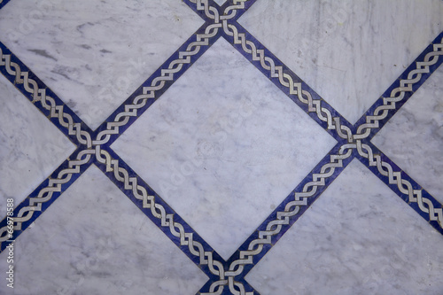Moroccan Zellige Tile Pattern - Buy this stock photo and explore