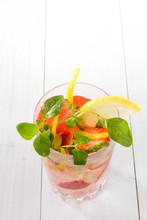 Cocktail Con Frutta Fresca