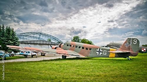 Photo  Junkers Ju-52