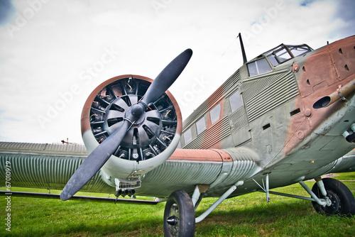 Poster  Junkers Ju-52