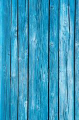 Bretterwand: Holz in Blau Türkis als Hintergrund mit Struktur