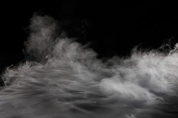 Dym suchego lodu