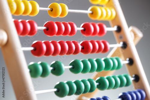 Fototapeta Abacus