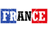 Fototapeta Paryż - france wektor