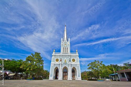 Spoed Foto op Canvas Bedehuis Church of Christ